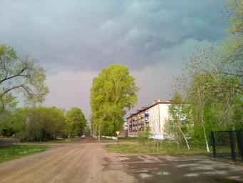 Амурзет после дождя