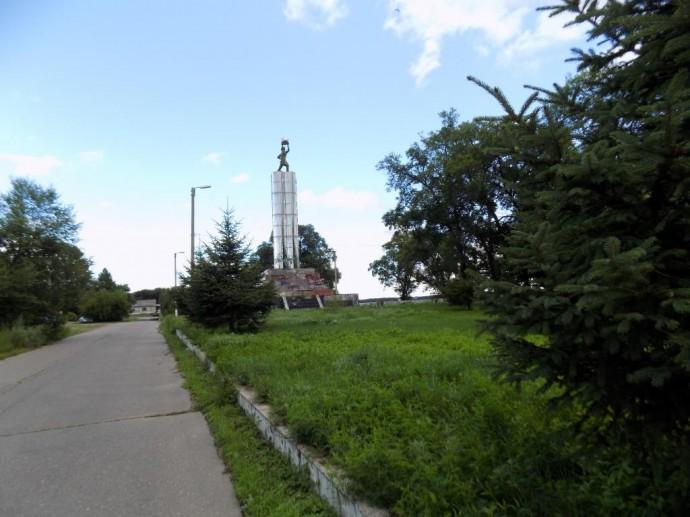 Памятник Российско-Китайской дружбы