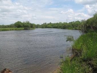 Река Большая Самара